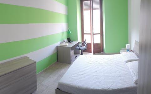 WG-Zimmer zur Miete ab 22 Jan. 2020 (Corso Giulio Cesare, Turin)