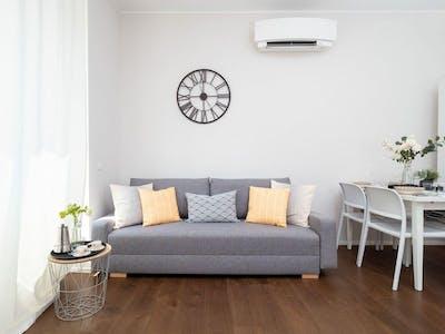 Appartamento in affitto a partire dal 31 mar 2020 (Via Gian Carlo Castelbarco, Milan)