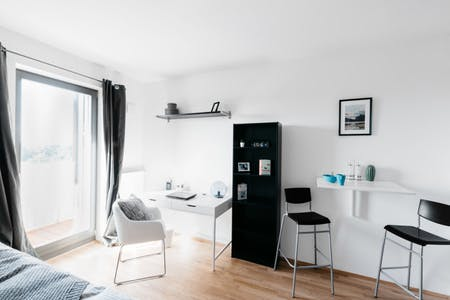 Apartment for rent from 08 Aug 2019 (Wexstraße, Berlin)