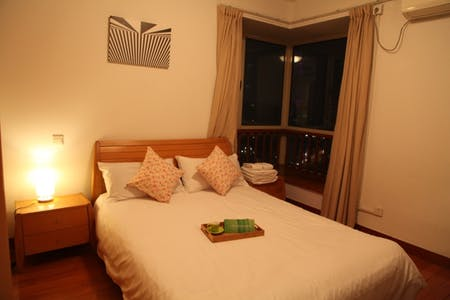 Private room for rent from 14 Oct 2019 (Renmin Avenue, Shanghai)