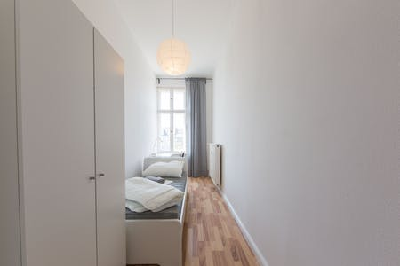 Private room for rent from 01 Mar 2020 (Wisbyer Straße, Berlin)