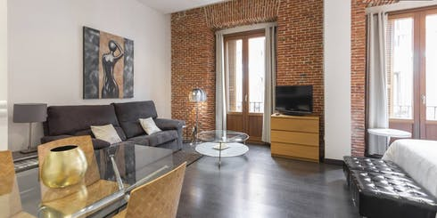 Apartment for rent from 01 Feb 2020 (Calle Pérez Galdós, Madrid)