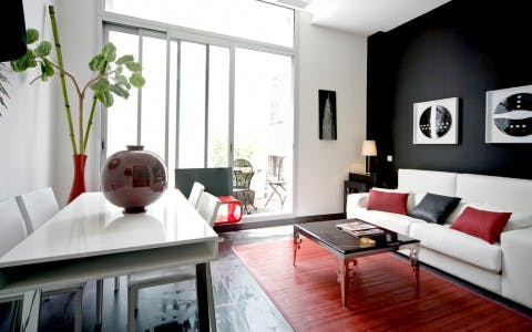Wohnung zur Miete ab 09 Juli 2020 (Calle Pérez Galdós, Madrid)