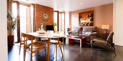 Appartamento in affitto a partire dal 29 Feb 2020 (Calle Pérez Galdós, Madrid)