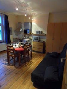 Wohnung zur Miete ab 01 Juli 2020 (Chaussée d'Ixelles, Ixelles)