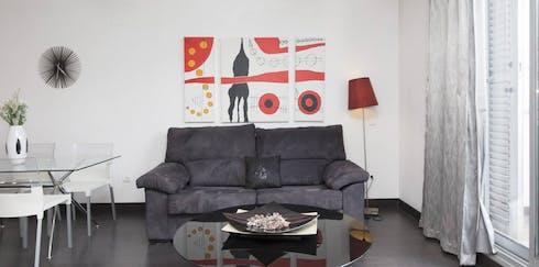 Appartamento in affitto a partire dal 02 Dec 2019 (Calle Pérez Galdós, Madrid)