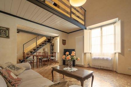 Appartement à partir du 20 Oct 2019 (Via Porta Rossa, Florence)