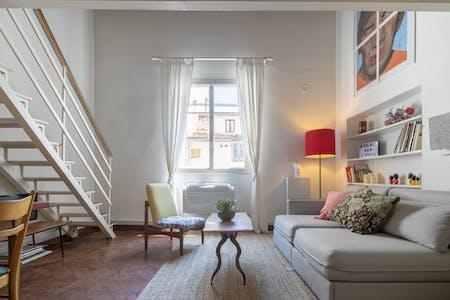 Wohnung zur Miete ab 19 Mai 2020 (Via dei Serragli, Florence)