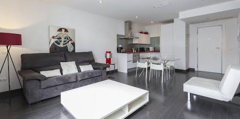 Appartement te huur vanaf 02 Jan 2020 (Calle Pérez Galdós, Madrid)