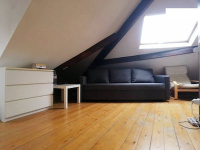 Apartment for rent from 01 Jan 2020 (Rue Stevin, Brussels)