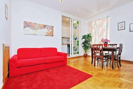 Apartment for rent from 22 Feb 2020 (Via dei Gracchi, Rome)