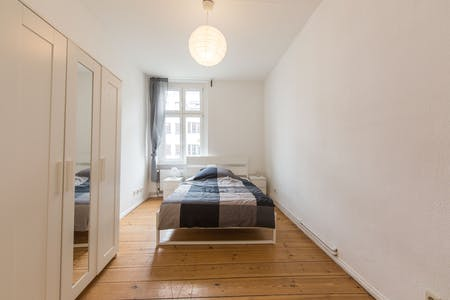 Apartment for rent from 01 Feb 2020 (Boxhagener Straße, Berlin)