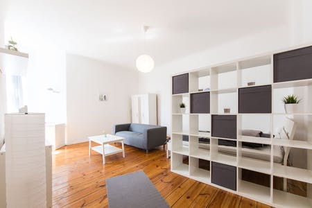 Apartment for rent from 12 Oct 2019 (Bornholmer Straße, Berlin)