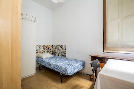 Chambre privée à partir du 01 Feb 2020 (Carrer Còrsega, Barcelona)