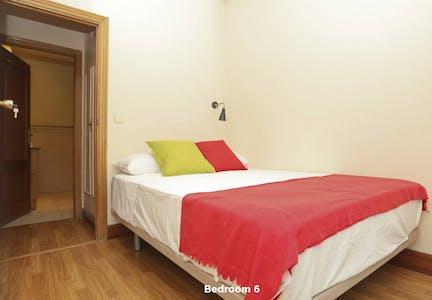 Stanza privata in affitto a partire dal 29 Feb 2020 (Paseo de la Castellana, Madrid)