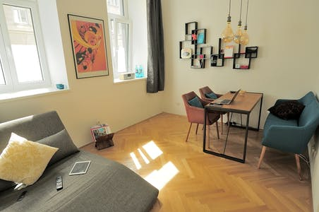 Apartment for rent from 10 Dec 2019 (Mumbgasse, Vienna)