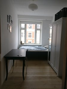 Private room for rent from 01 Sep 2019 (Bentzonsvej, Frederiksberg)