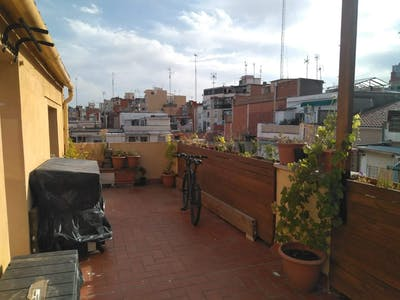 Private room for rent from 22 Aug 2019 (Carrer de les Borges Blanques, Barcelona)