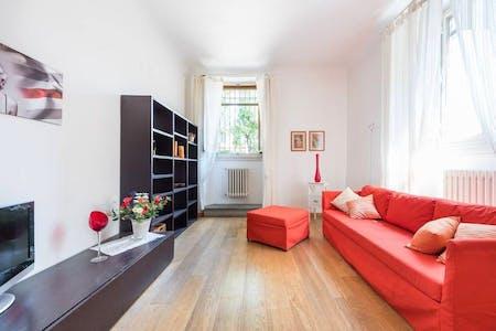 Apartment for rent from 22 Dec 2019 (Via dei Serragli, Florence)
