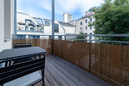 Apartment for rent from 30 May 2020 (Ruckergasse, Vienna)