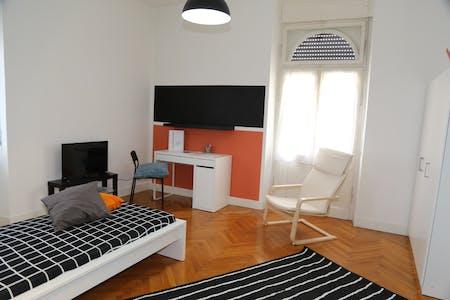 Chambre privée à partir du 01 sept. 2020 (Viale Verona, Trento)