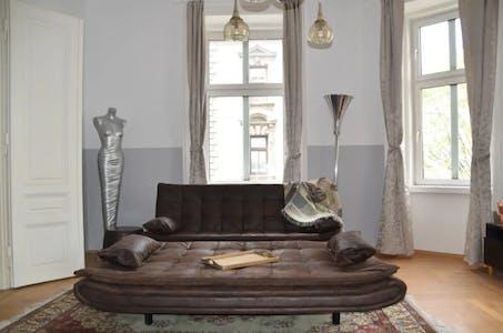 Appartement te huur vanaf 07 Jan 2020 (Streffleurgasse, Vienna)
