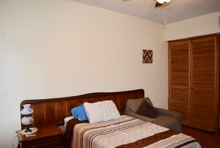 Private room for rent from 01 Feb 2020 (Calle Loma Grande, Monterrey)