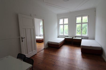 Private room for rent from 27 Jan 2020 (Markelstraße, Berlin)