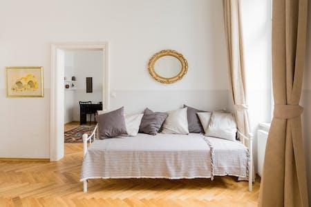 Apartamento de alquiler desde 03 Nov 2019 (Streffleurgasse, Vienna)