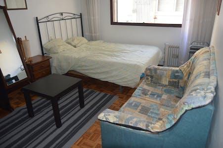 Private room for rent from 22 Jan 2020 (Calle Nueva Travesía Buenavista, A Coruña)