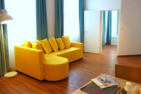 Apartamento para alugar desde 12 Dec 2019 (Zirkusgasse, Vienna)