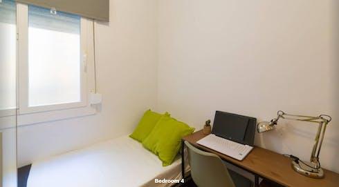 WG-Zimmer zur Miete von 30 Jun 2020 (Carrer de Las Navas de Tolosa, Barcelona)