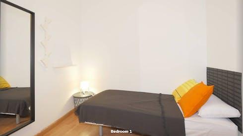 Private room for rent from 31 Mar 2020 (Carrer de Las Navas de Tolosa, Barcelona)