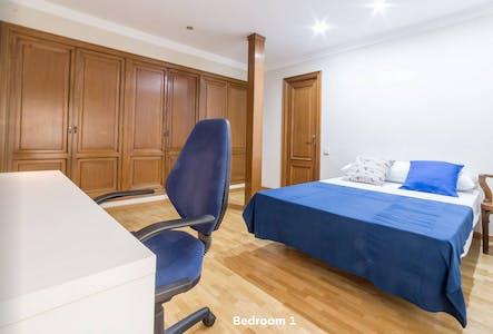 Chambre privée à partir du 31 Jan 2021 (Passatge Doctor Bartual Moret, Valencia)
