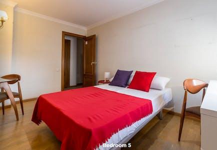 Stanza privata in affitto a partire dal 18 Sep 2019 (Passatge Doctor Bartual Moret, Valencia)