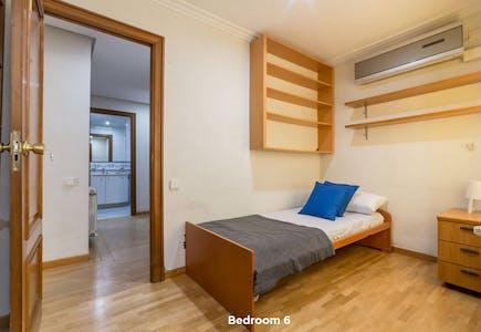 Chambre privée à partir du 31 Jan 2020 (Passatge Doctor Bartual Moret, Valencia)