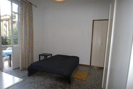 Private room for rent from 23 Dec 2019 (Via Salvatore Farina, Torino)