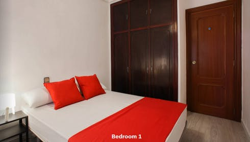 Private room for rent from 31 Jan 2020 (Carrer de Xàtiva, Valencia)