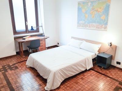 Privatzimmer zur Miete von 01 Jul 2020 (Via Alessandria, Turin)