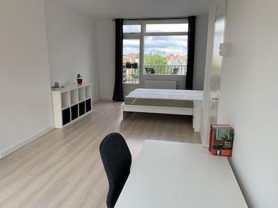 Quarto privado para alugar desde 18 Aug 2019 (Dordtselaan, Rotterdam)