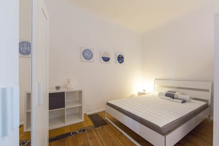 Apartment for rent from 16 Mar 2020 (Boxhagener Straße, Berlin)