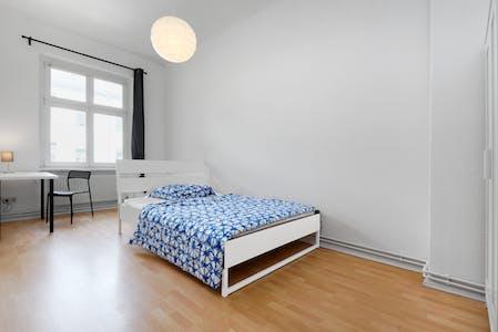 Privé kamer te huur vanaf 01 Jan 2021 (Damerowstraße, Berlin)