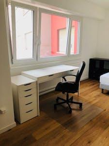 Privatzimmer zur Miete von 21 Jan 2020 (Rue de la Canardière, Strasbourg)