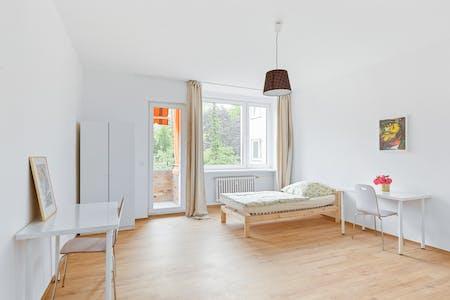 共用的房间租从16 Apr 2020 (Holländerstraße, Berlin)