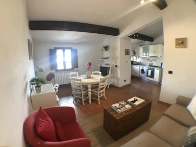 Apartment for rent from 17 Aug 2019 (Via Matteo Palmieri, Florence)