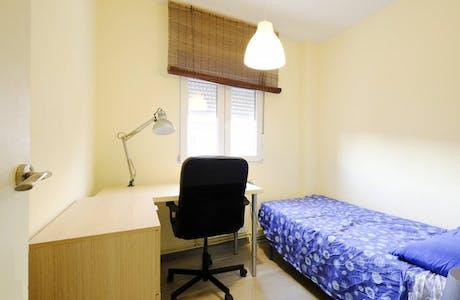 Stanza privata in affitto a partire dal 02 Jul 2020 (Calle Lilas, Getafe)