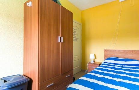 Privé kamer te huur vanaf 02 Jul 2020 (Calle Doctor Barraquer, Getafe)