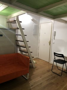 Apartment for rent from 01 Dec 2019 (Calle de Lavapiés, Madrid)