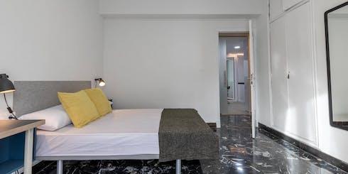 Quarto privativos para alugar desde 31 Jul 2020 (Calle Periodista Azzati, Valencia)