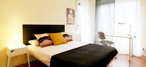 Privé kamer te huur vanaf 29 Feb 2020 (Calle de Corazón de María, Madrid)